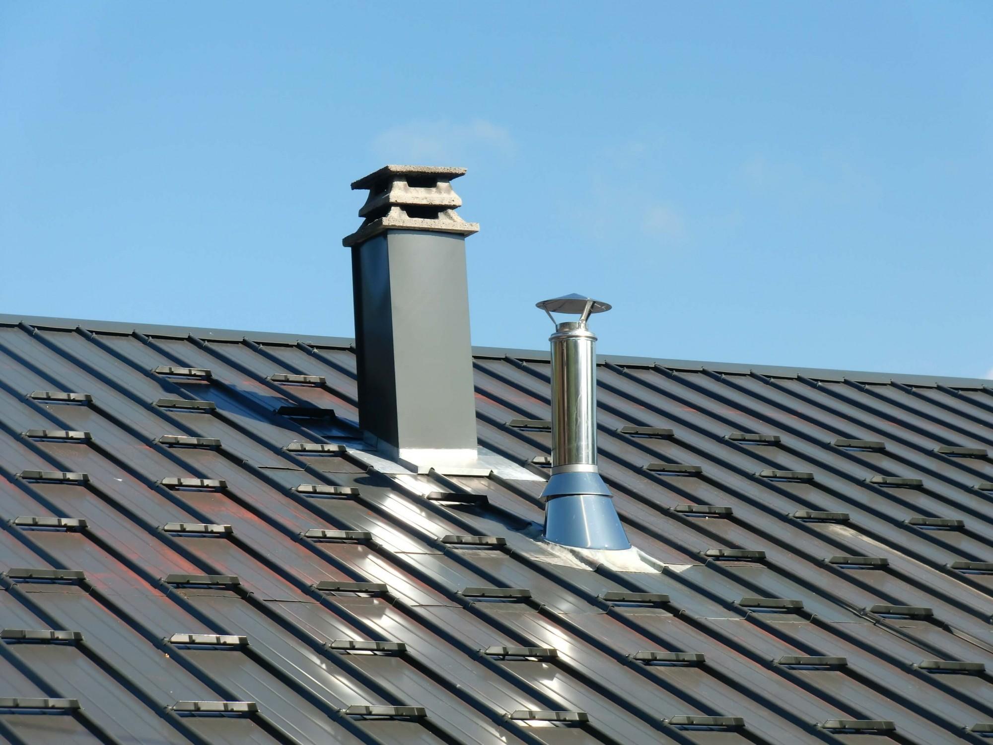 R novation d une toiture avec une couverture t le en for Renovation d une toiture