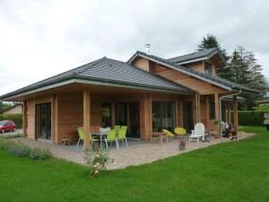 Constructeur de maison en bois en Haute-Savoie