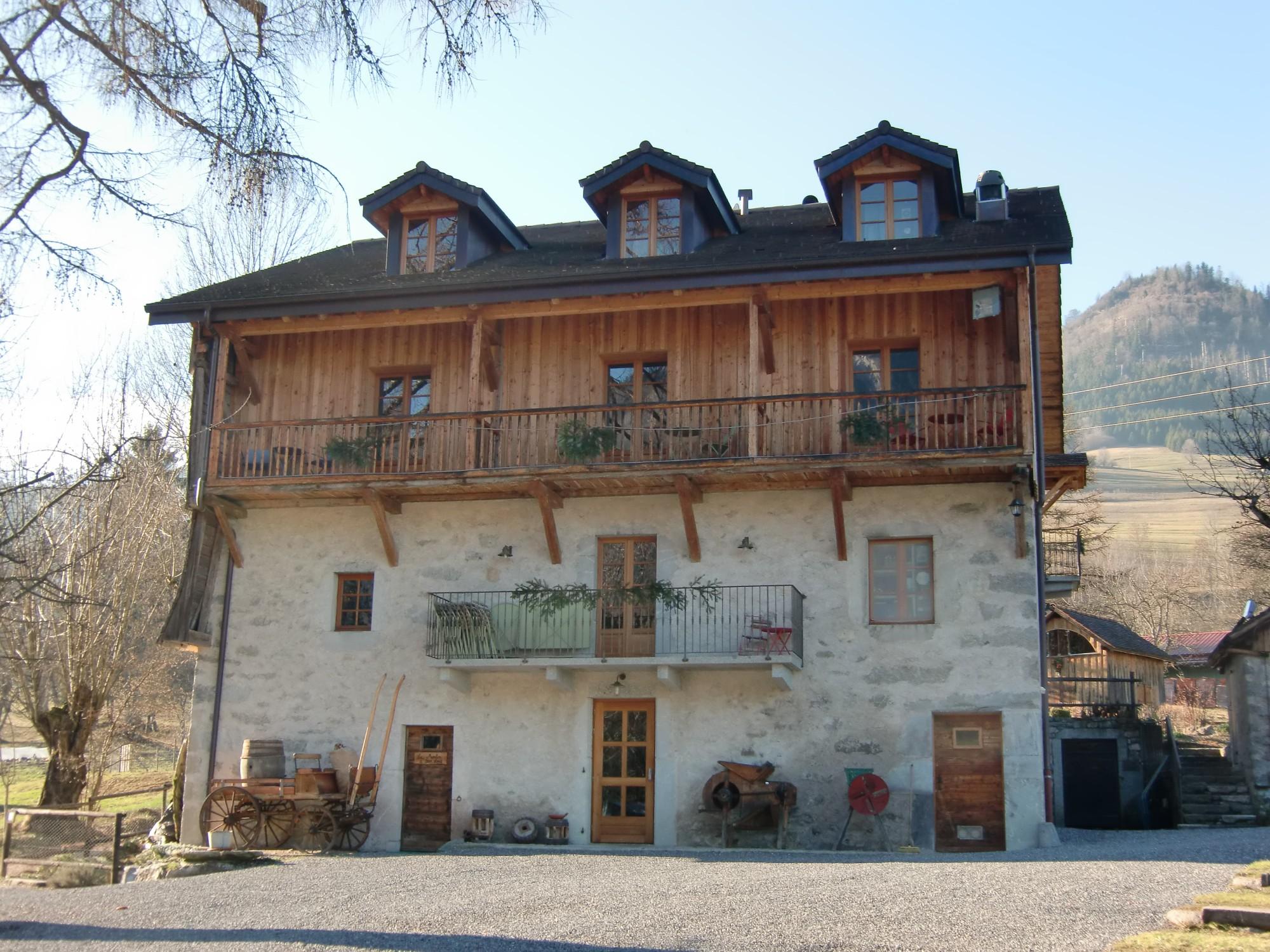 Rénovation Moulin 11