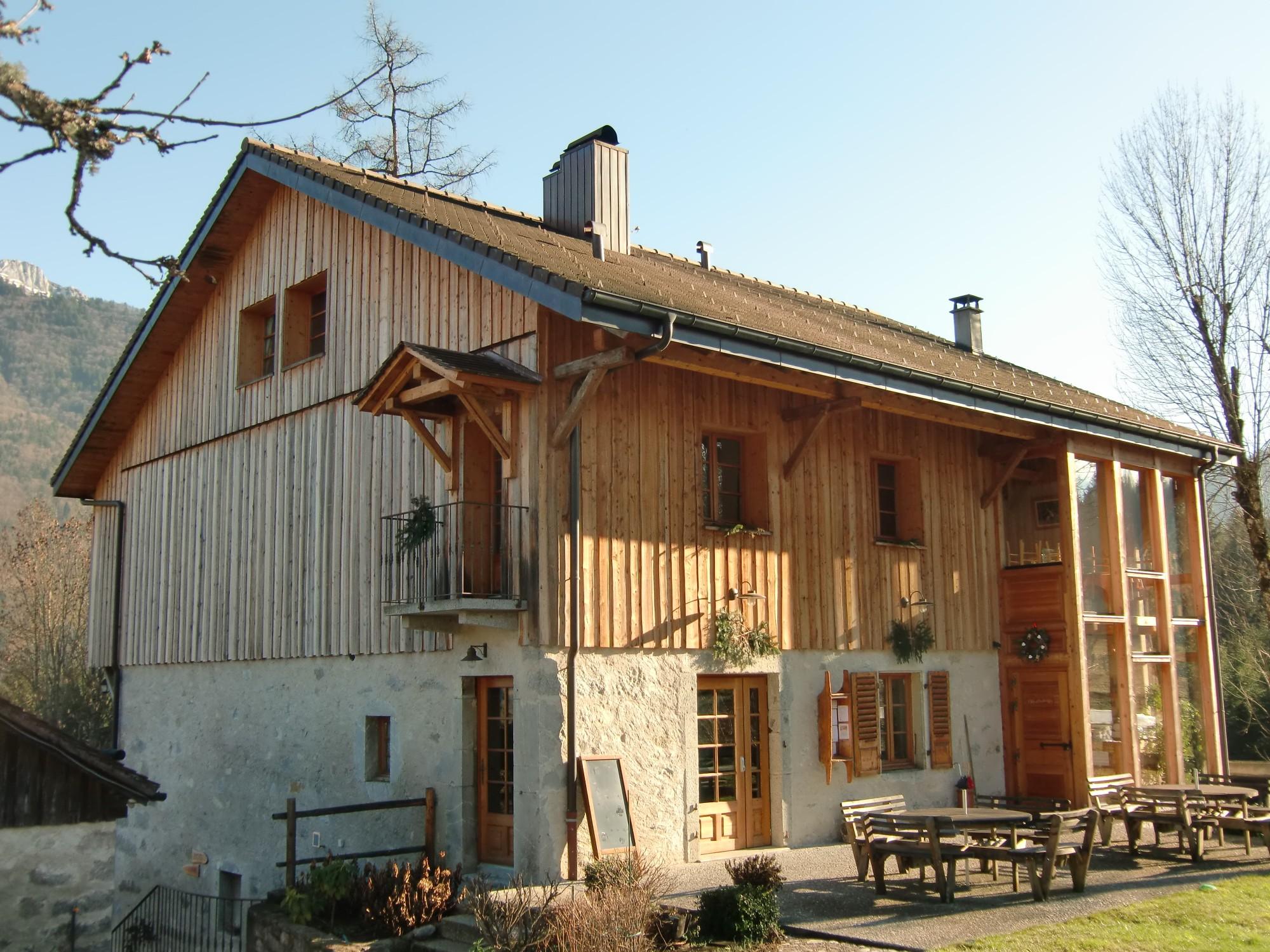 Rénovation Moulin 2